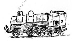 image diege chemin de fer